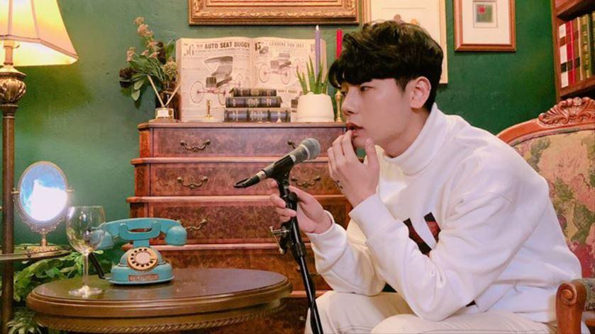 지니뮤직 | 싱어송라이터 융(Jung)의 싱글 앨범 [Wonderful Dream]