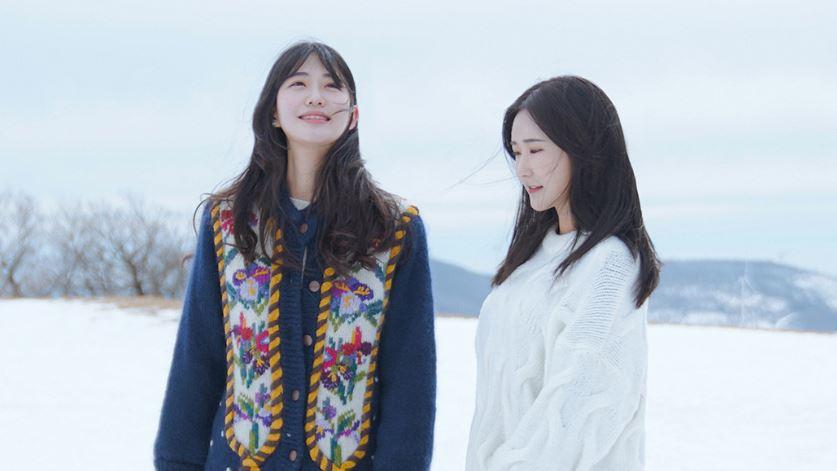 릴리노트의 새 싱글 앨범 [행복] 앨범 커버 촬영 스케치