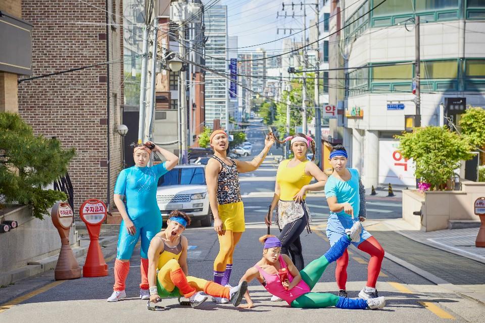 피트니스 그룹 '에폭시' 디지털 싱글 [먹뛰! (먹고뛰어!)]